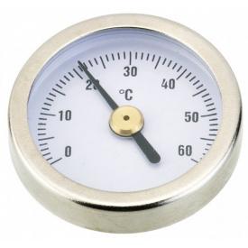 Danfoss Термометр FHD T 0 60C диаметр 35мм би металлический 088U0029