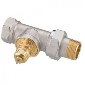 Термостатичний клапан Danfoss RA G 20 для однотрубної системи прямої 013G1677