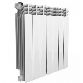 Алюминиевый радиатор Alltermo UNO 500/80 UNO 50085