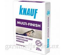 Шпаклівка KNAUF Multi-Finish гіпсова 25 кг