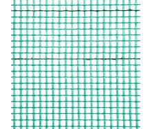 Сетка армированная BudMonster Fasad 5х5 мм 1х50 м зеленая