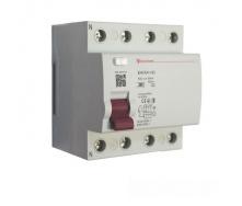 ElectroHouse УЗО 4P 63A 100mA 230-400V IP20
