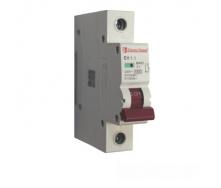 ElectroHouse Автоматический выключатель 1P 1A 4,5kA 220-240V IP20