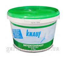 Грунтовка адгезійна Knauf Betokontakt 5 кг