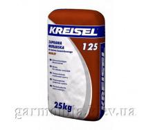 Суміш для кладки газоблоку KREISEL 125 Porenbetonkleber 25 кг