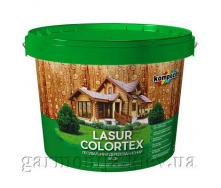Лазурь для древесины COLORTEX Kompozit 0,9 л Красное дерево