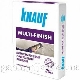 Шпаклевка KNAUF Multi-Finish гипсовая 25 кг