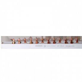 ElectroHouse Шина соединительная (гребенка) 3P 100A