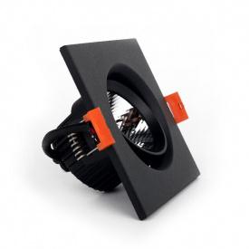 ElectroHouse LED светильник потолочный чёрный 5W 45 градус 4100К