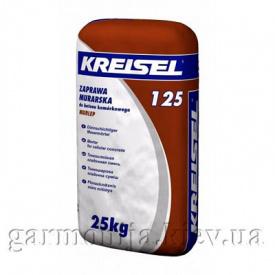 Смесь для кладки газоблока KREISEL 125 Porenbetonkleber 25 кг