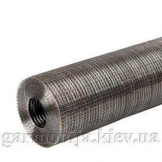 Сетка штукатурная сварная 0,6х12,5х12,5 мм 1х30 м