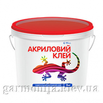 Клей Акриловый универсальный Polimin 3 кг