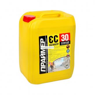 Пластифікатор протиморозний прискорювач твердіння ЄС-30 10 л