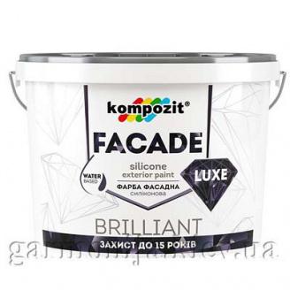 Краска фасадная FACADE LUXE Kompozit 4,2 кг