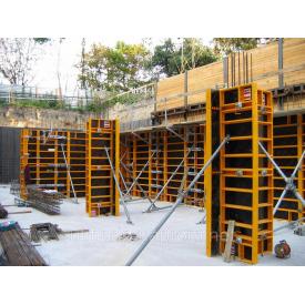 Аренда опалубки ULMA для лифтовых шахт