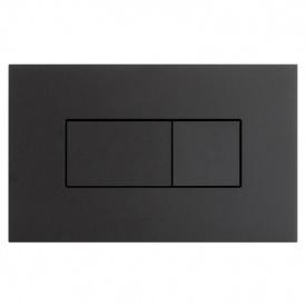 NEO BST клавиша смыва черная soft-touch