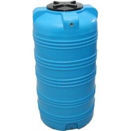 Пластиковая емкость вертикальная - V 1000 л