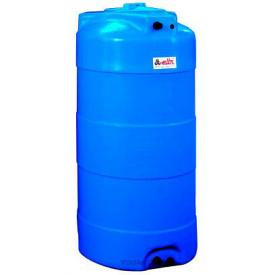 Накопительный бак для воды и других жидкостей ELBI CV 3000 литров круглый вертикальный