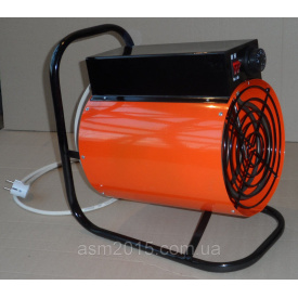 Тепловентилятор Warmly 12 кВт