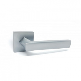 Дверная ручка NEW KEDR R62.157-AL-SC