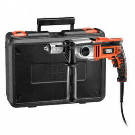 Дрель BLACK+DECKER KR7532K ударная