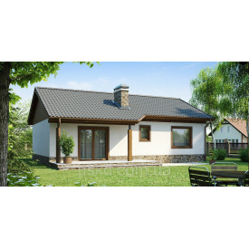 Проект дома uskd-15
