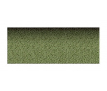 Гребенево-карнизна черепиця Aquaizol 250х1000 мм малахіт