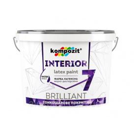 Краска интерьерная INTERIOR 7 Композит 14 кг