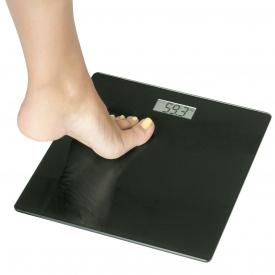 Электронные напольные весы с прочным закалённым стеклом Artmoon Fit