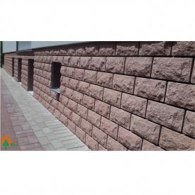 Плитка цокольна Еко Брік скеля 250х120х22 мм