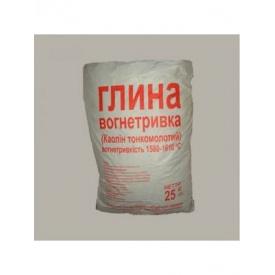 Глина ПГОСА клас А 25 кг