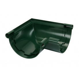 Угол желоба Nicoll 90 универсальный тип 25 Зеленый