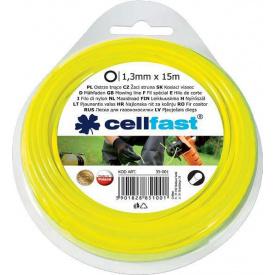 Лески для триммеров CellFast квадратные 2 4