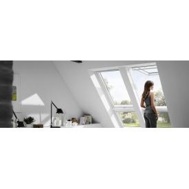 Мансардное окно VELUX GPL 2070 Панорама Комбинированное 78x140