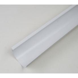 Желоб (лоток)125мм Plastmo Белый