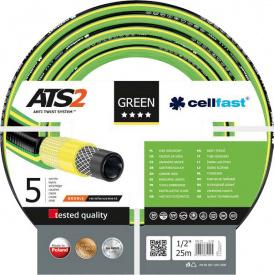 "Садовый шланг CellFast GREEN ATS2™ 1/2"" 25"