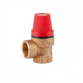 SD Предохранит клапан 1/2вв(2 бара) деш SD2442
