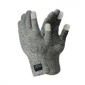 Dexshell Techshield L Перчатки водонепроницаемые новые с белыми пальцами