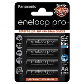 Аккумулятор Panasonic Eneloop AA 2450mAh Ni-MH 1 шт