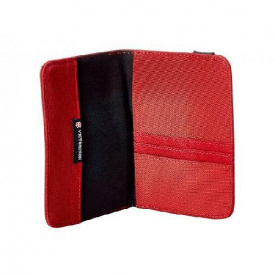 Обкладинка для паспорта Victorinox TRAVEL ACCESSORIES 4.0 червона (Vt311722.03)