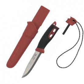 Нож Morakniv Companion Spark красный