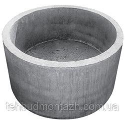 Железобетонное кольцо + дно 1,5 м (стакан) КЦД 15.9