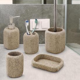 Комплект аксесуарів у ванну кімнату Trento Pure Stone