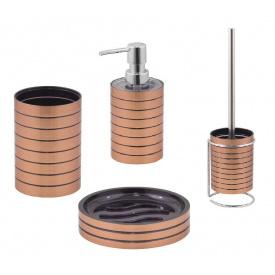 Trento Vintage Copper комплект аксессуаров в ванную комнату
