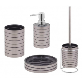 Trento Vintage Silver комплект аксессуаров в ванную комнату