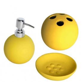 Комплект аксесуарів у ванну кімнату Trento Estrella міні