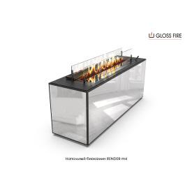 Напольный биокамин Render-m4 Gloss Fire (render-m4)