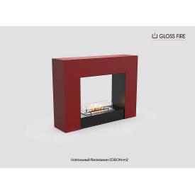 Напольный биокамин Edison-m2-300 Gloss Fire