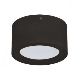 """Стельовий світильник накладної """"SANDRA-10"""" 10W чорний"""