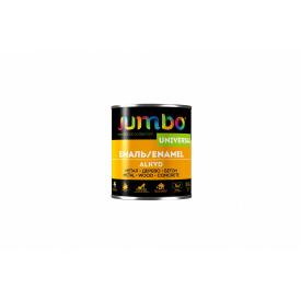 Емаль Universal Jumbo чорна 0,8 кг